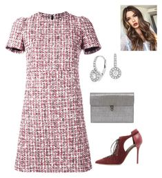 """""""Untitled #818"""" by lovelifesdreams on Polyvore featuring Alexander McQueen, Malone Souliers and Blue Nile"""
