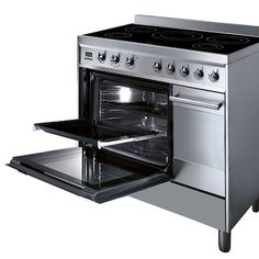Find your Cookers . All the latest models and great deals on Cookers are on Currys with next day delivery. Induction Range Cooker, John Lewis, Kitchen Sink, Kitchen Appliances, Kitchen Utilities, How To Cook Pasta, Food Preparation, No Cook Meals, Food Hacks