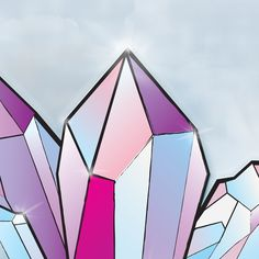 graphic crystal - Google Search