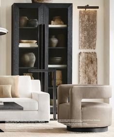 New Living Room, Home And Living, Living Room Decor, Rh Home, Restoration Hardware Living Room, Restauration Hardware, Transitional Living Rooms, Living Room Inspiration, Home Decor Styles