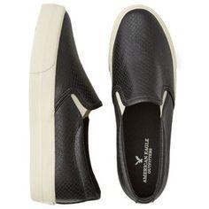 AEO Slip On Platform Sneaker