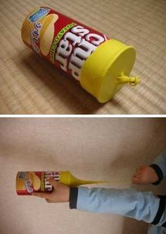 空気砲の作り方