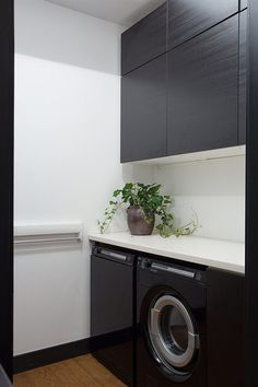 Laundry room, a place where you do not put some more emphasis on friendly again as it certainly spend some time in this area on weekends. We present laundry rooms that could be ideal for Laundry Closet, Laundry In Bathroom, Laundry Rooms, Ikea Laundry, Laundry Area, Small Laundry, Boot Room Utility, Bathroom Toilets, Laundry Room Design