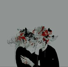Image shared by BebÖ. Find images and videos about art, couple and kiss on We Heart It - the app to get lost in what you love. Merian, Wow Art, Oeuvre D'art, Art Inspo, Art Drawings, Illustration Art, Landscape Illustration, Digital Art, Artsy