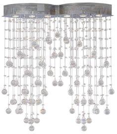 DECKENLEUCHTE Metall Chromfarben - Deckenleuchten - Licht - Produkte