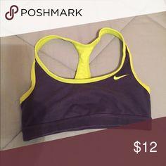 Nike sports bra Nike sports bra XS Nike Intimates & Sleepwear Bras