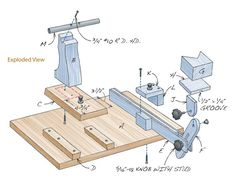AW Extra - The Ultimate Grinding Rig - Popular Woodworking Magazine Woodworking Tool Cabinet, Woodworking Table Saw, Router Woodworking, Woodworking Magazine, Woodworking Workshop, Popular Woodworking, Woodworking Shop, Woodworking Hand Planes, Used Woodworking Machinery