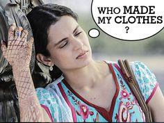 How 'Not' To Fashion: Bollywood Edition- #FashionPolice #Fashion #Bollywood #Weird #WorstFashion #fashionStyles #KanganaRanaut #NehaDhupia