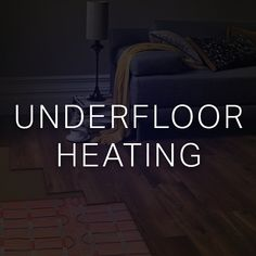 Cover for Underfloor Heating Board