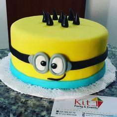 Minions Cake, una torta que nonpuede faltar para celebrar un cumpleaños