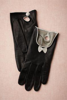 Roman Nights Gloves from BHLDN