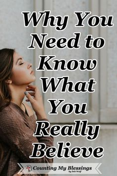 A new survey says that 58% of Christians in America say they find their truth in something or someone other than God. Who or what do you really believe? #Truth #Faith #BibleStudy #Christianity #CountingMyBlessings #WWGGG
