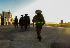 """Entering Gaza.  Be careful brothers !  """"No other solution""""  """"Tzuk Eitan"""" Operation July 2014'"""