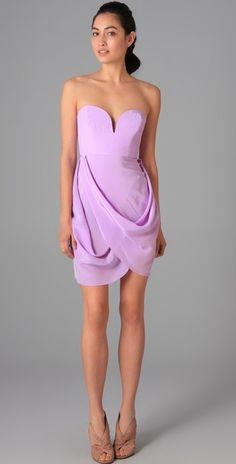Zimmermann Lilac Dress