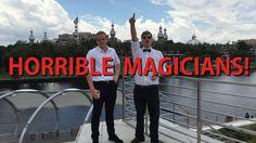 Street magic public prank!