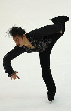 Daisuke Takahashi Photos - ISU Four Continents Figure Skating Championships - Day 3 - Zimbio