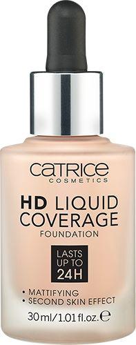 HD Liquid Coverage Foundation 010
