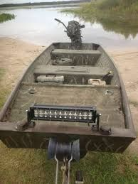 Bowfishing jon boat… – Now YOU Can Build Your Dream Boat With Over 500 Boat Plans! Duck Hunting Boat, Duck Boat, Free Boat Plans, Wood Boat Plans, Mud Boats, Best Fishing Boats, John Boats, Boat Restoration, Boat Projects