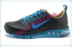 Buy Summer 2013 Shoes Nike Air Max Motion NSW Womens Black Photo Blue 604466 090 With $64.64[50% Off Lebron 11 Elite 046] | Nike Air Max Motion NSW