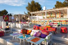 Holy mother of god. This is amazing! AL xx PATCHWORK at Sa Punta Ibiza