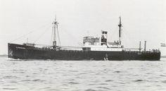 4 augustus 1943 Het vrachtschip ss 'Wickenburgh' (1928)  van Wm.H. Müller uit Rotterdam  http://koopvaardij.blogspot.nl/2015/08/4-augustus-1943.html