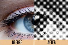Free download: Halftone Automator Photoshop actions