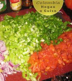 Hogao Colombiano Receta   Receta de Guiso