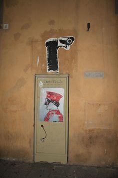 #Streetart #Art #Florence #MadeOfTuscany www.madeoftuscany.it