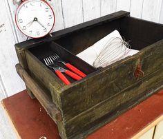 Industrial - Schublade - Used - Look von Gerne Wieder.GbR auf DaWanda.com