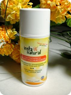 JANNATUL12: Insta-Natural Youth Express Age- Defying Moisturizer || Review ♥