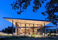 Caterpillar House on the Santa Lucia Preserve