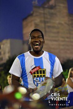 Rodrigo Moreira, cantor, compositor e fundador do Bloco Chinelo de Dedo - Lapa /RJ