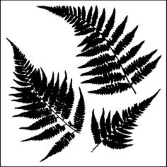 """Crafter's Workshop Templates 12""""X12""""-Ferns - Overstock Shopping - Big Discounts on Crafters Workshop Templates & Stencils"""
