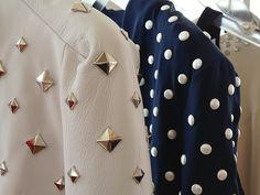 Beaded jackets