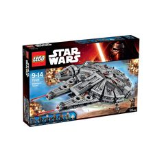 Compare prices on LEGO Star Wars Set Episode III Millennium Falcon from top online retailers. Save money on your favorite LEGO figures, accessories, and sets. Lego War, Buy Lego, Legos, Lego Star Wars, Star Wars Toys, Starwars, Millennium Falcon Model, Cool Gifts For Teens, Shopping