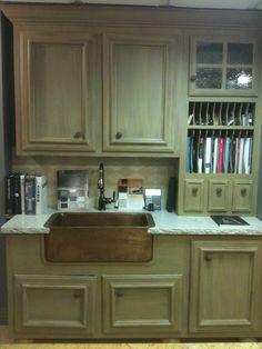 farmhouse or apron front kitchen sinks - Kitchen Sink Displays