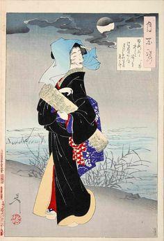Yoshitoshi (1839 - 1892)