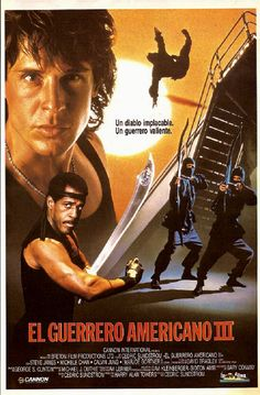 1989 - El guerrero americano III - American Ninja 3: Blood Hunt