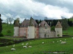 Château de Ménessaire, France (by wally52)