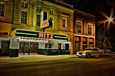 Ritz Theater~Sheffield, Alabama