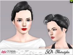 Colores Urbanos' curbs 50s hairstyles02