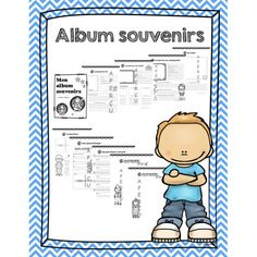 Album souvenirs End Of School Year, End Of Year, Daily 5, Album, Literacy, Afin, Jay, Images, English
