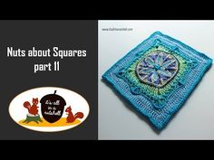 In Like a Lamb, out like a Lion - Crochet Square - YouTube