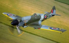 The last of the few...New book captures the last Spitfires in stunning air to air action. Soaring into the skies above the green and pleasant land they so spectacularly fought to defend 76 years ago, they are the last of the few airworthy Spitfires left.
