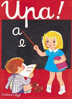 Con este libro aprendí a leer y escribir...