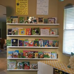 These handmade floating ledge shelves are perfect for creating your own home library, showing off your pictures, books, nick knacks or anything else.  Made from solid wood. sanded smooth and painted or stained your desired color. Pricing is for one shelf, YOU choose the depth, length, and desired quantity. Please select your desired length at checkout or send a message for quote on a custom size.  Height is 2 1/2 over all depth is 3 and the slot is 1 3/4 wide. This item ships fully...