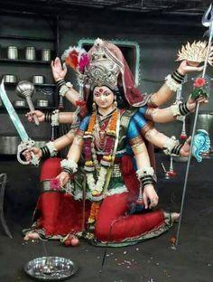 Shiva Tandav, Shiva Parvati Images, Durga Images, Lord Krishna Images, Lord Durga, Durga Ji, Saraswati Goddess, Indian Goddess Kali, Indian Gods