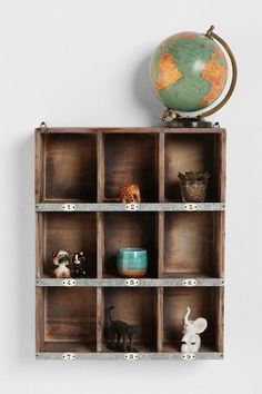 Little Boxes Wall Organizer   #UrbanOutfitters