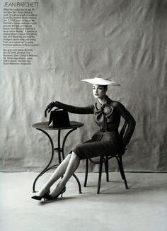 Christian Dior Pre-Fall Natalia Vodianova by Steven Meisel 4d3477c90b66