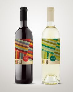 Bobalé Rojo + Blanco on Packaging of the World - Creative Package Design Gallery